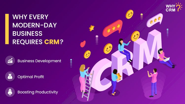 Why Every Modern-Day Business Requires CRM?